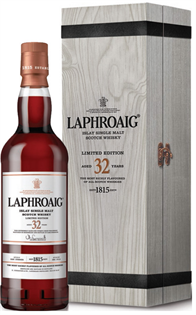 Laphroaig Scotch Single Malt 32 Year 750ml